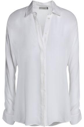 Silk Shirt by Vince.