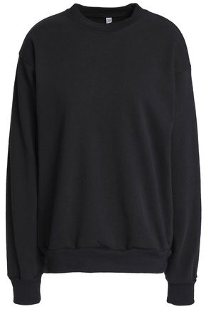 OAK Cotton-fleece sweatshirt