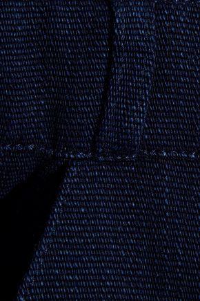 HALSTON HERITAGE The Pant denim jumpsuit