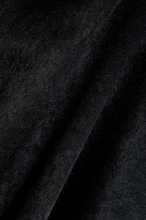 ANN DEMEULEMEESTER Banfield satin-crepe dress