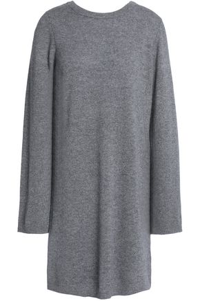 EQUIPMENT Mélange cashmere mini dress