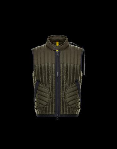 MONCLER SNOOK - Waistcoats - men