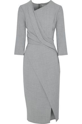 JASON WU Wrap-effect twill dress