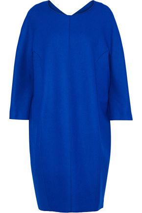 MAISON MARGIELA Brushed wool and cashmere-blend dress