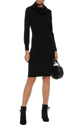 IRIS & INK Tia wool dress