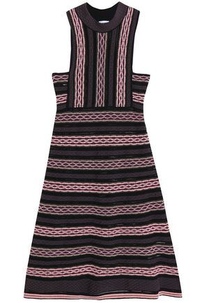 M MISSONI Jacquard-knit dress