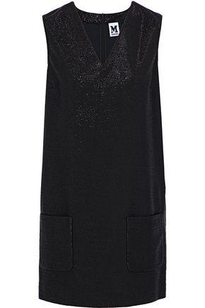M MISSONI Metallic stretch-knit mini dress