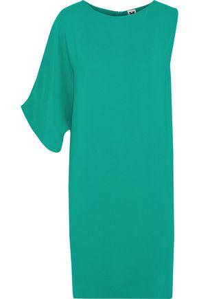 M MISSONI Asymmetric stretch-jersey mini dress