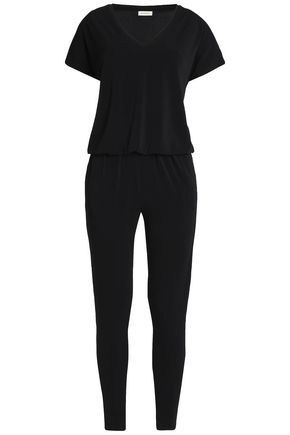 BY MALENE BIRGER Layered crepe jumpsuit
