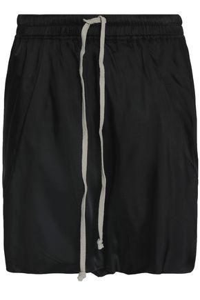 RICK OWENS Twill shorts