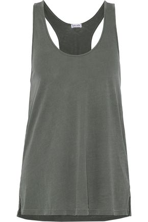 SPLENDID Supima cotton-jersey tank