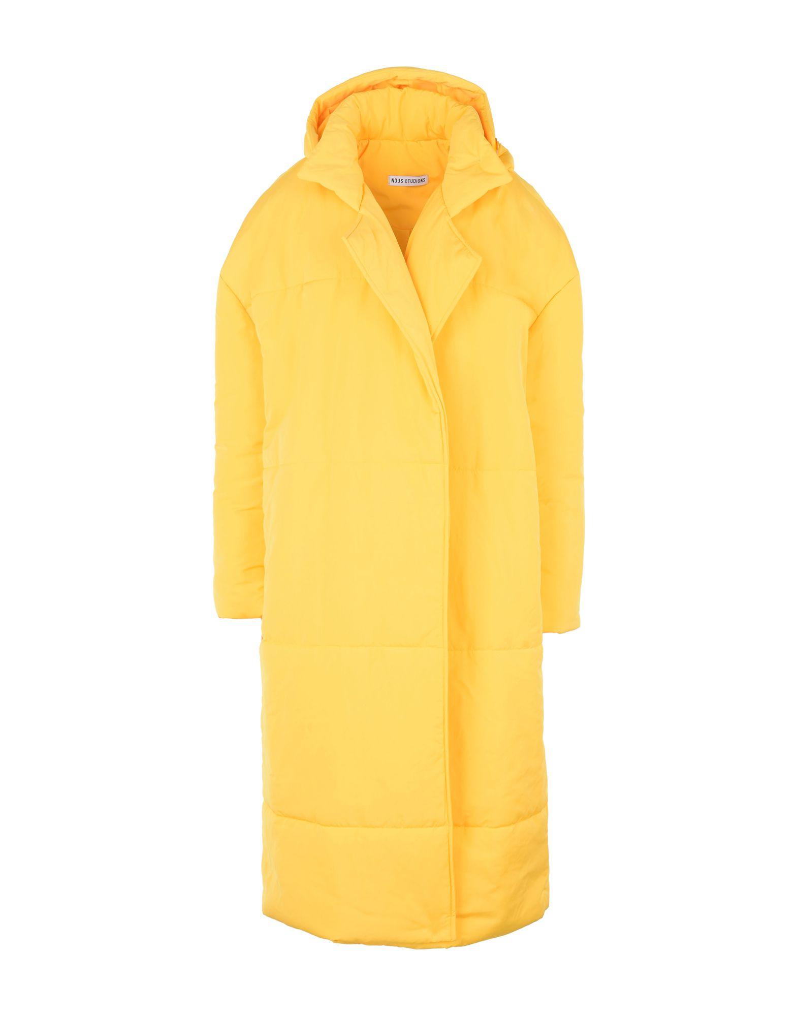 Фото - NOUS ETUDIONS Куртка nous etudions легкое пальто