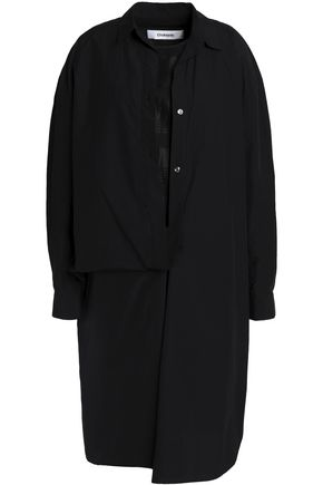 CHALAYAN Cotton-poplin shirtdress