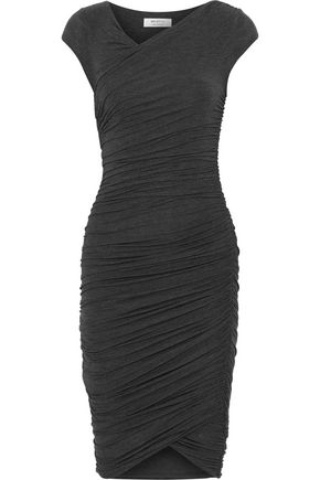 BAILEY 44 Primrose ruched stretch-jersey dress