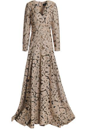 J.MENDEL Fil coupé gown