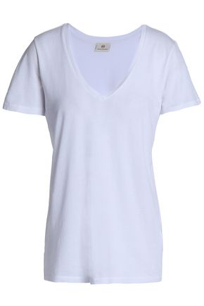 AG ADRIANO GOLDSCHMIED Cotton-jersey T-shirt