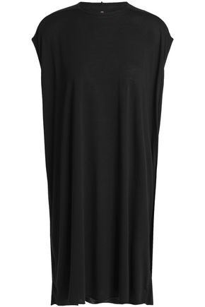 RICK OWENS LILIES Stretch-jersey mini dress