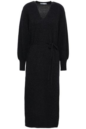 Wool And Cashmere Blend Midi Dress by Vince.