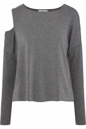 BAILEY 44 The Only One cutout stretch-modal jersey top