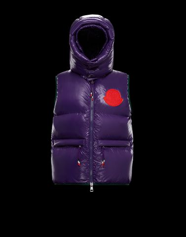 MONCLER LORENT - Chalecos - mujer
