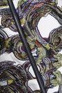 ROKSANDA Open-back fil coupé cady midi dress