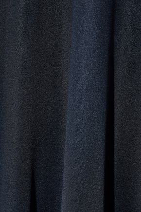 ADAM LIPPES Silk-jersey top