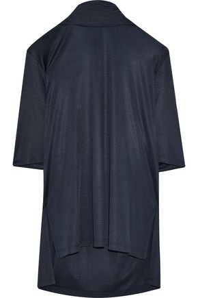 ADAM LIPPES Silk-jersey top