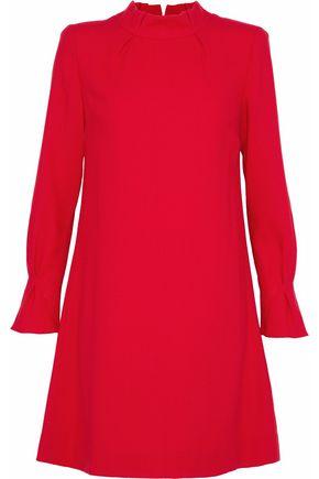 GOAT Melody wool-cady mini dress