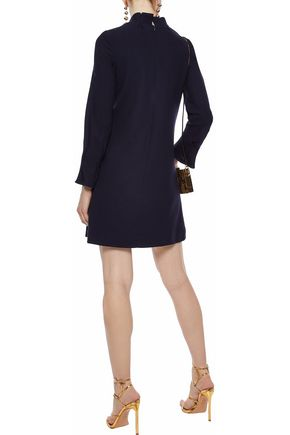 GOAT Melody wool-cady mini dress
