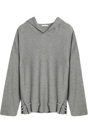 SKIN Cotton-blend jersey pajama set