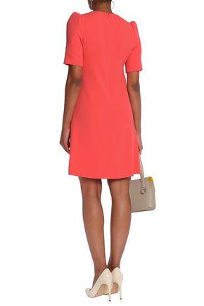 GOAT Wool-crepe mini dress