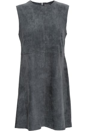 MUUBAA Suede mini dress