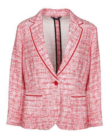 Купить Женский пиджак BLUE LES COPAINS красного цвета