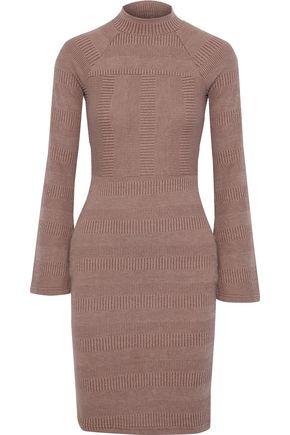 W118 by WALTER BAKER Rebecca knitted mini dress