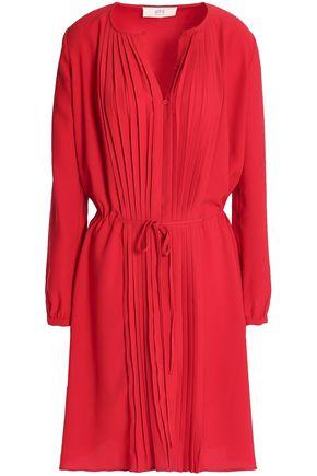 VANESSA BRUNO ATHE' Pleated crepe dress