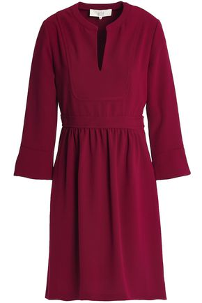 VANESSA BRUNO ATHE' Gathered crepe dress