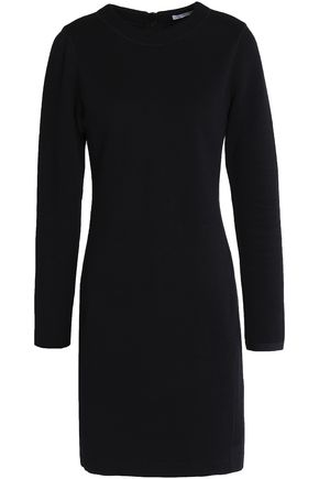 JAMES PERSE Cotton-blend mini dress