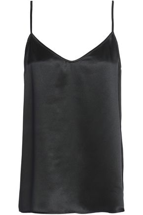 EQUIPMENT Silk-satin camisole