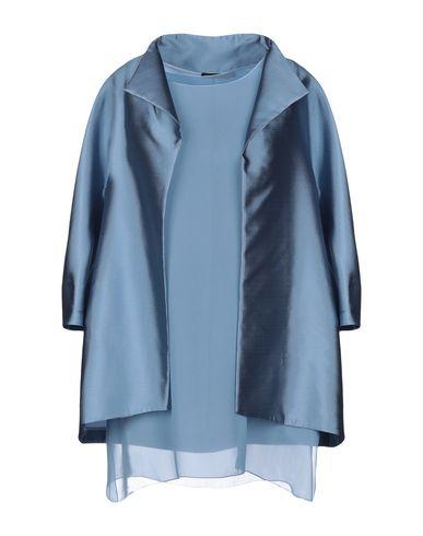 Фото - Женский пиджак BOTONDI MILANO пастельно-синего цвета