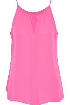 ELIE TAHARI Pixie silk crepe de chine camisole