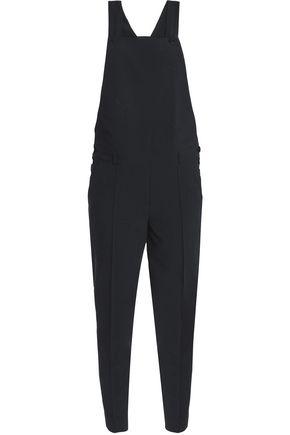 ZOE KARSSEN Appliquéd woven jumpsuit