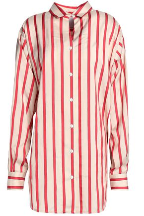 CHRISTOPHER ESBER Striped woven shirt