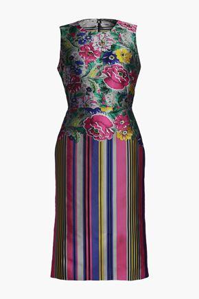 MARY KATRANTZOU Jacquard dress