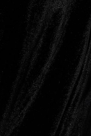a440bae7559c78 ... JOIE Wayman one-shoulder velvet top ...