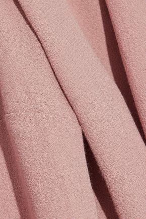 GOAT Flavour crepe mini dress