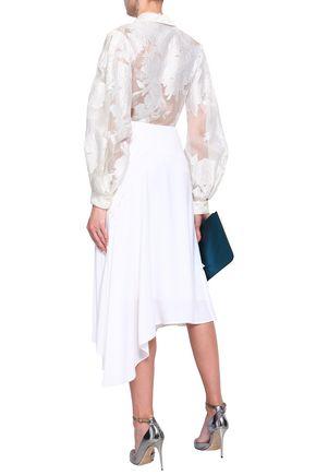 CAROLINA HERRERA Fil coupé shirt