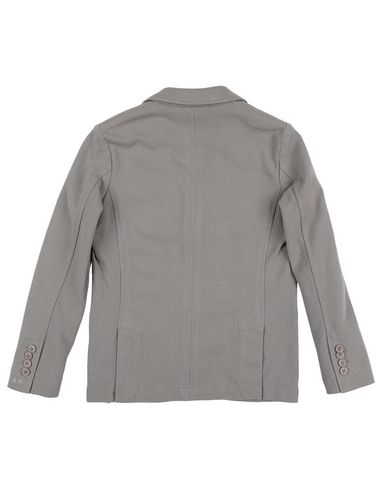 Фото 2 - Пиджак от SUN 68 серого цвета