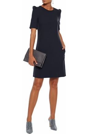 GOAT Francine wool-crepe mini dress