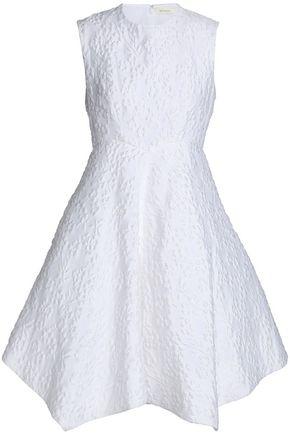 DELPOZO Jacquard mini dress