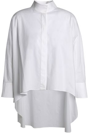DELPOZO Oversized cotton shirt